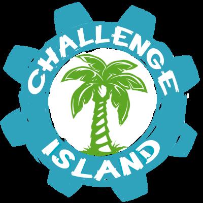 Challenge Island San Diego (Central/North) Logo