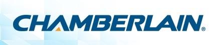 Chamberlain Garage Doors Logo