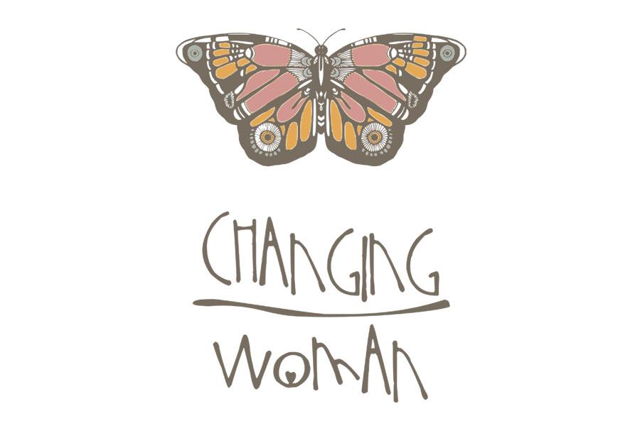 Changing Woman Logo