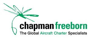 Chapman Freeborn Airchartering Pte Ltd Logo