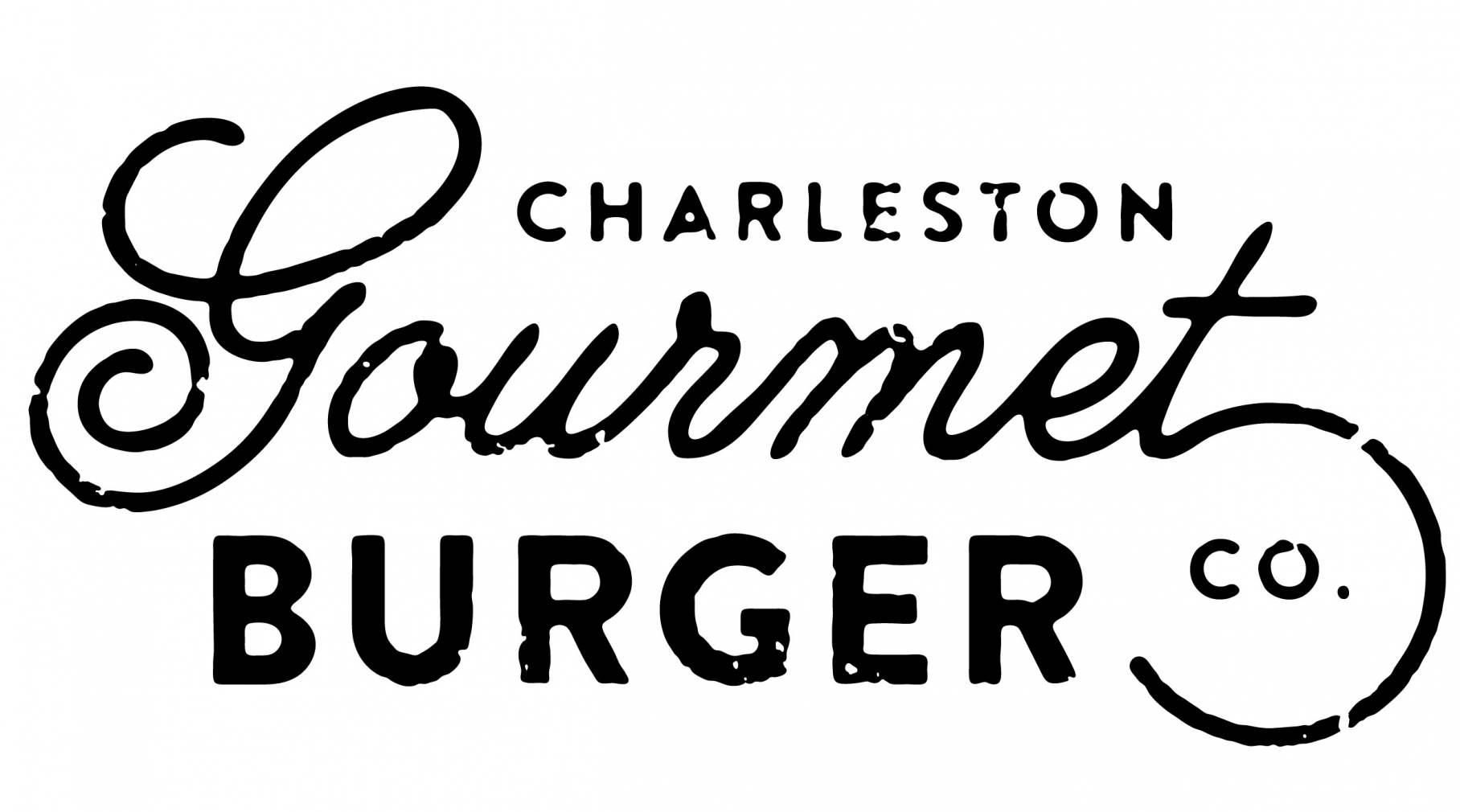 Charleston Gourmet Burger Company Logo