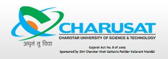 CHARUSAT Logo