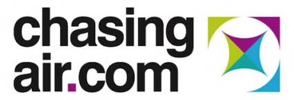 Chasingair.com Logo