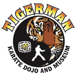 Tigerman Dojo and Museum Logo