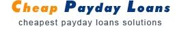 Payday Loans   Cheap Payday Loans Logo