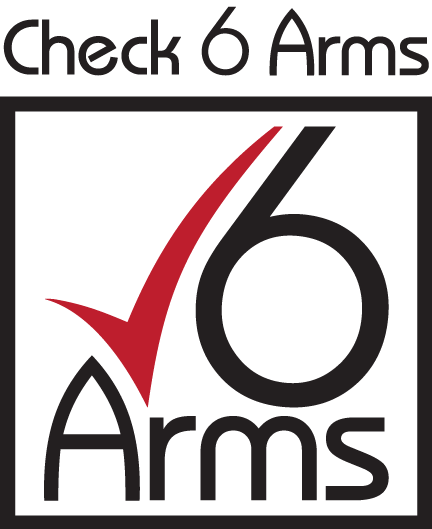 Check 6 Arms, LLC Logo