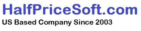 halfpricesoft Logo