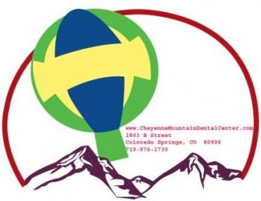Cheyenne mountain Dental Center Logo