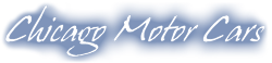 Chicago Motor Cars Logo