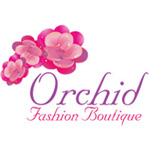 Orchid Fashion Boutique Logo