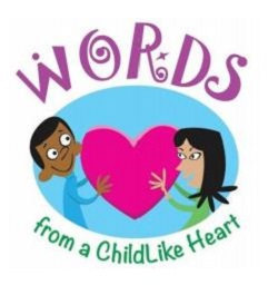 Words from a Childlike Heart Logo