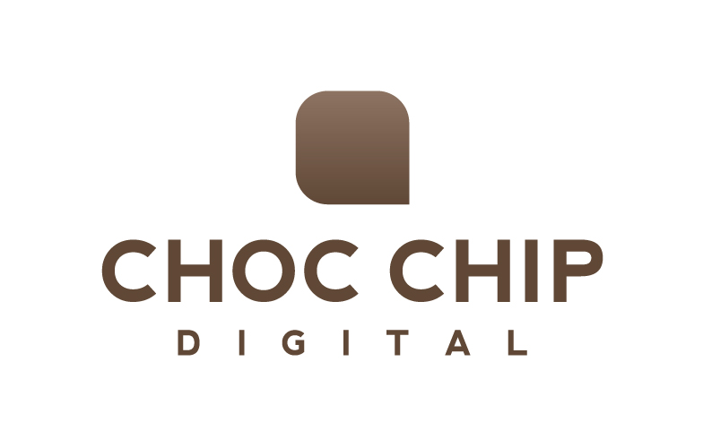 Choc Chip Digital Logo