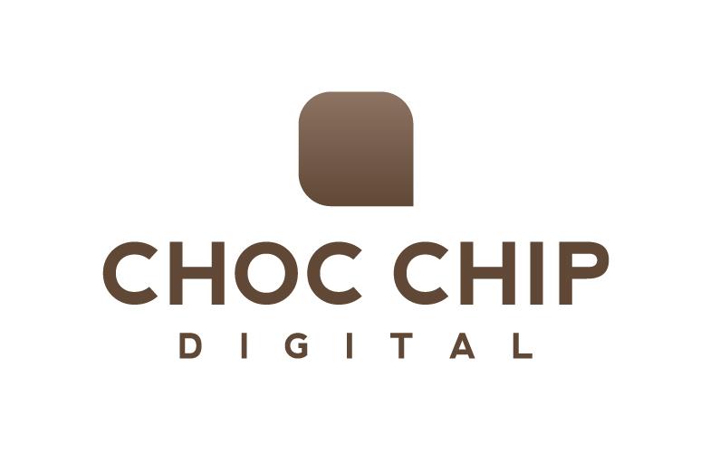 Choc Chip Digital Logo