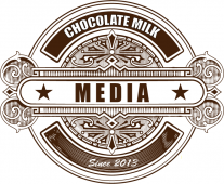 Chocolate Milk Media Logo