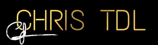 Chris TDL Logo