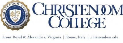 Christendom College Logo