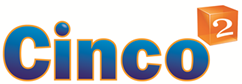 Cinco Squared Logo