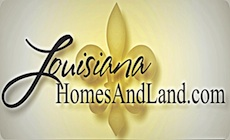 Cindy Fekete and The Louisiana Homes And Land Team Logo