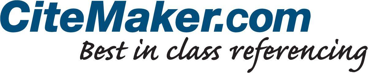 CiteMaker Logo