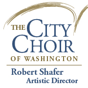 The City Choir of Washington Logo