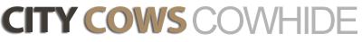 citycowscowhide Logo