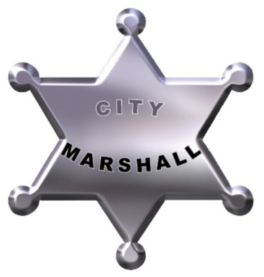 City Marshall Logo