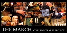 THE MARCH: A Civil Rights Opera Logo