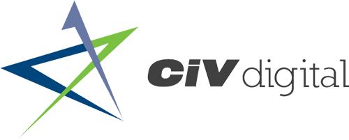 CiV Digital Logo