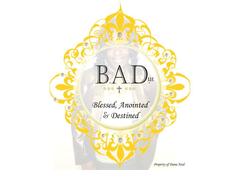 B.A.D. LLC Logo