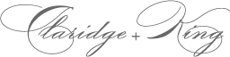 Claridge + King Logo