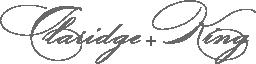 Claridge + King Logo
