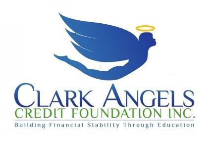 Clark Angels Credit Foundation Logo