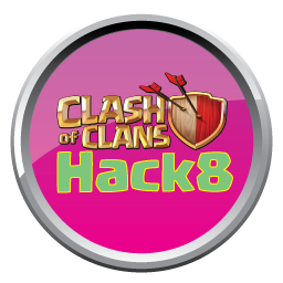 Clash of Clans Hack 8 Logo