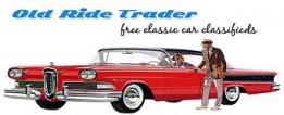 Old Ride Trader Logo