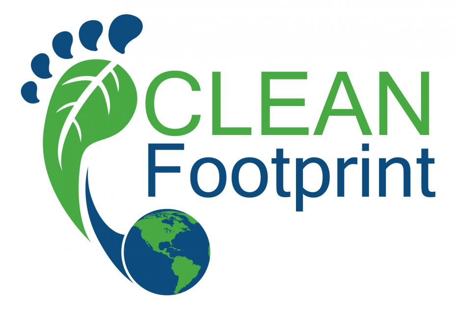 Clean Footprint Logo