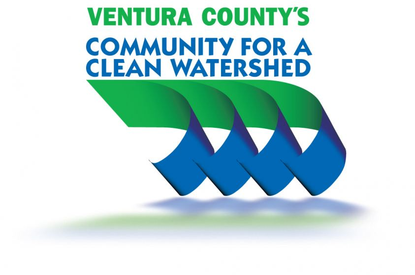 Ventura County Community for a Clean Watershed Logo