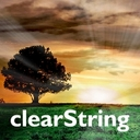 clearString Logo