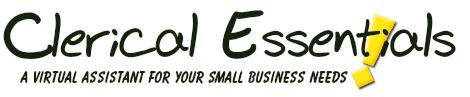 Clerical Essentials Logo