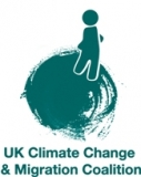 UK Climate Change and Migration Coalition Logo