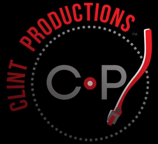 Clint Productions, LLC Logo