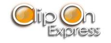 Clip On Express Logo