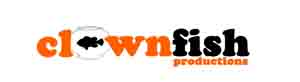 Clownfish Productions Logo