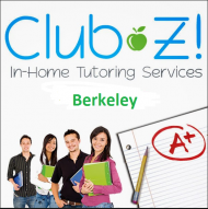 Club Z! In-Home Tutoring Logo