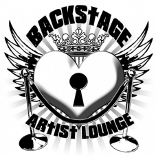 Backstage Artist Lounge Logo