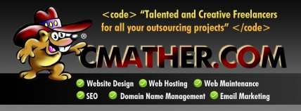 cmather Logo