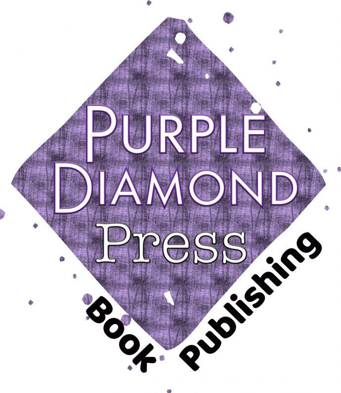 Purple Diamond Press Logo