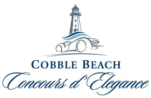 Cobble Beach Concours d'Elegance Logo