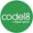 Code18 Interactive Logo