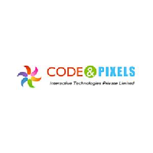 Code and Pixels Interactive Technologies Pvt ltd Logo