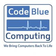 Code Blue Computing, Inc. Logo